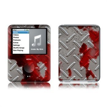 iPod Nano 3G Accident Skin