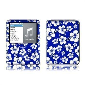 iPod Nano 3G Aloha Skin Blue