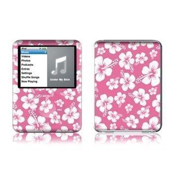iPod Nano 3G Aloha Skin Pink
