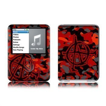 iPod Nano 3G Anarchist Skin