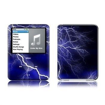 iPod Nano 3G Apocalypse Skin Blue