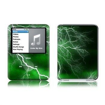 iPod Nano 3G Apocalypse Skin Green