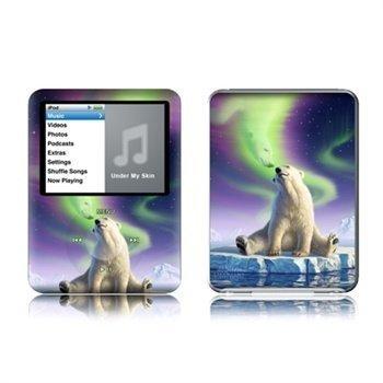 iPod Nano 3G Arctic Kiss Skin