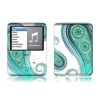 iPod Nano 3G Azure Skin