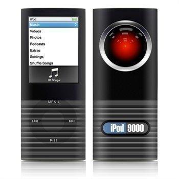 iPod Nano 4G 9000 Skin