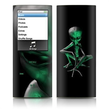 iPod Nano 4G Abduction Skin
