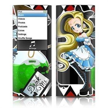 iPod Nano 4G Alice Skin