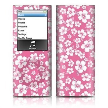 iPod Nano 4G Aloha Skin Pink