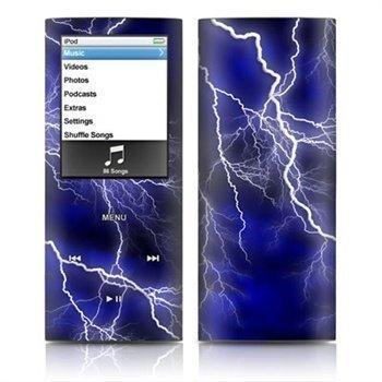 iPod Nano 4G Apocalypse Skin Blue