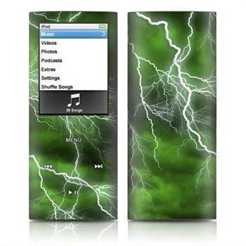 iPod Nano 4G Apocalypse Skin Green