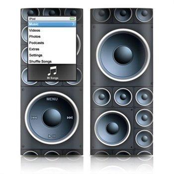iPod Nano 4G Bass Is Good Skin