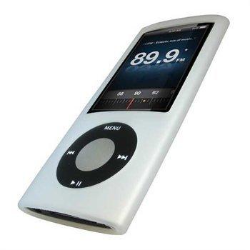 iPod Nano 5G 8GB / 16GB iGadgitz Silicone Case Transparent