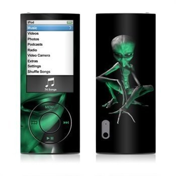 iPod Nano 5G Abduction Skin