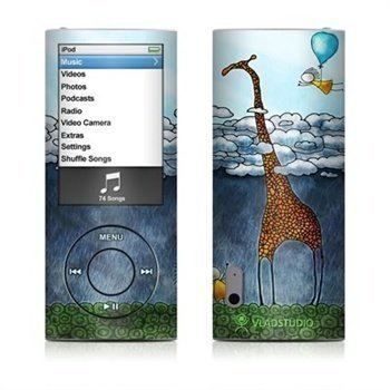 iPod Nano 5G Above The Clouds Skin