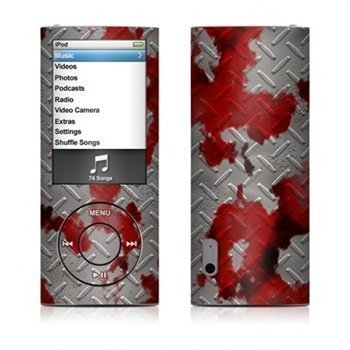 iPod Nano 5G Accident Skin
