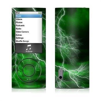 iPod Nano 5G Apocalypse Skin Green