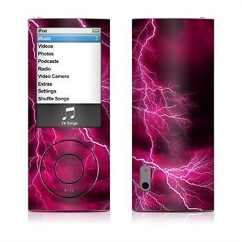 iPod Nano 5G Apocalypse Skin Pink