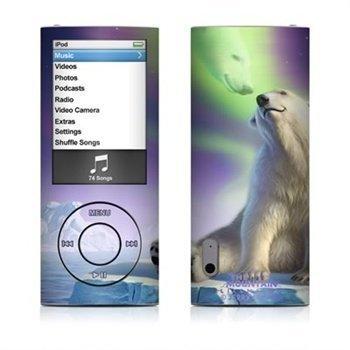 iPod Nano 5G Arctic Kiss Skin