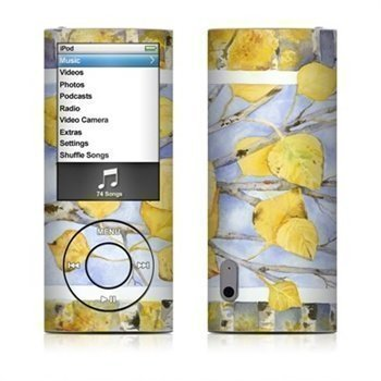 iPod Nano 5G Aspen Leaves Skin