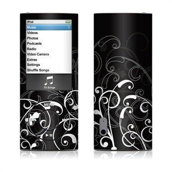 iPod Nano 5G B&W Fleur Skin