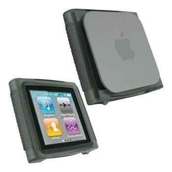 iPod Nano 6G 8GB / 16GB iGadgitz Crystal Case Black