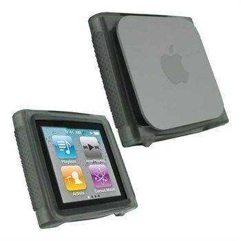 iPod Nano 6G 8GB / 16GB iGadgitz Crystal Case Black