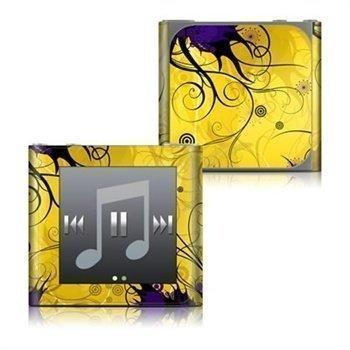 iPod Nano 6G Chaotic Land Skin