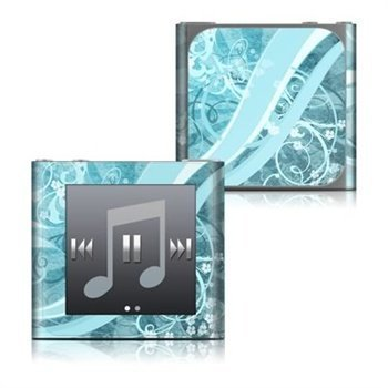 iPod Nano 6G Flores Agua Skin