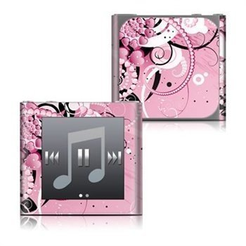 iPod Nano 6G Her Abstraction Skin