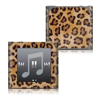 iPod Nano 6G Leopard Spots Skin