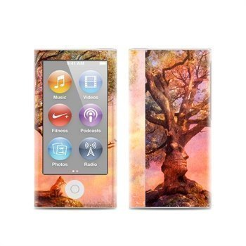 iPod Nano 7G Fox Sunset Skin