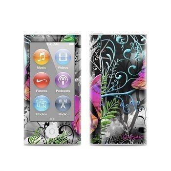 iPod Nano 7G Goth Forest Skin
