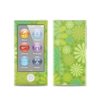 iPod Nano 7G Lime Punch Skin