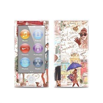iPod Nano 7G London Skin