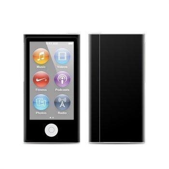 iPod Nano 7G Solid State Black Skin