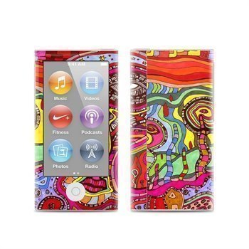 iPod Nano 7G The Wall Skin