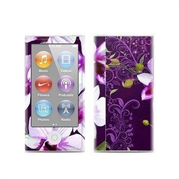 iPod Nano 7G Violet Worlds Skin