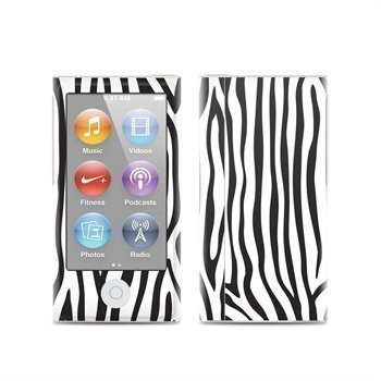 iPod Nano 7G Zebra Stripes Skin