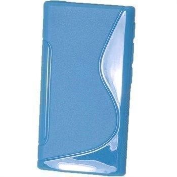 iPod Nano 7G iGadgitz Kaksivärinen TPU-Suojakotelo Sininen