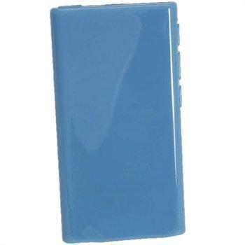 iPod Nano 7G iGadgitz Kiiltävä TPU-Suojakotelo Sininen