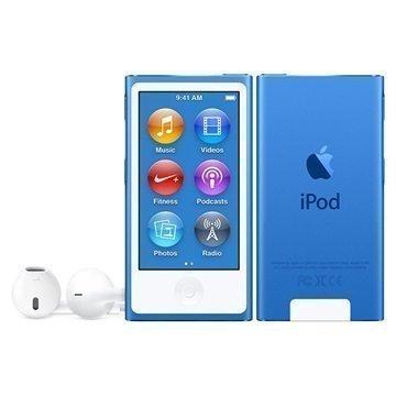 iPod Nano 8G 16Gt Sininen
