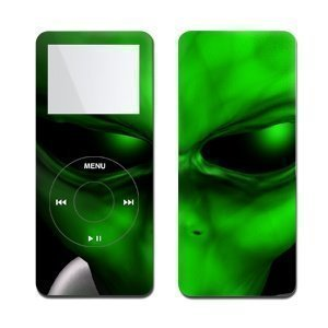 iPod Nano Abduction Skin