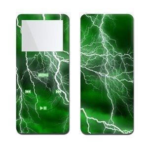 iPod Nano Apocalypse Skin Green