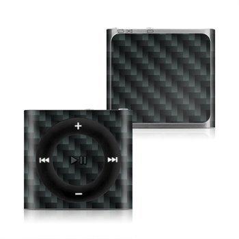 iPod Shuffle 4G Carbon Skin