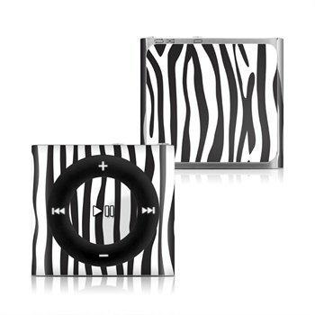 iPod Shuffle 4G Zebra Stripes Skin