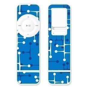 iPod Shuffle Blues Club Skin