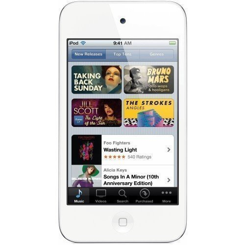 iPod Touch 4G 16GB White