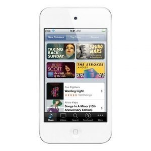 iPod Touch 4G 32GB White