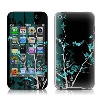 iPod Touch 4G Aqua Tranquility Skin