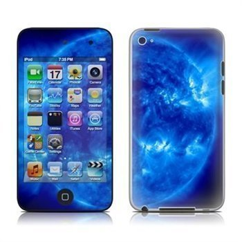 iPod Touch 4G Blue Giant Skin